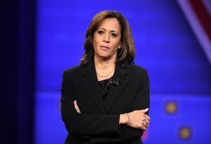 Kamala Harris, excandidata demócrata a presidencia de EE.UU.