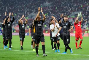 Equipo de Monterrey en Mundial de Clubes