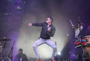 Silvestre Dangond en concierto