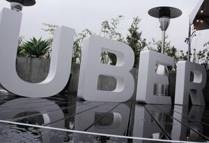 Uber en Colombia