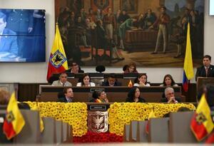 Instalación del Concejo de Bogotá 2020-2023