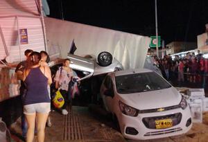 Accidente en La Vega, Cundinamarca