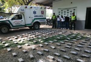 Operativo de la Policía del Magdalena