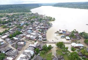 Bajo Baudó, Chocó