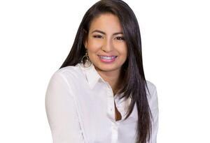 Concejal del Espinal, Daniela Olivar Vallejo.