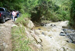 Las autoridades mantienen vigilancia especial en las fuentes hídrícas.