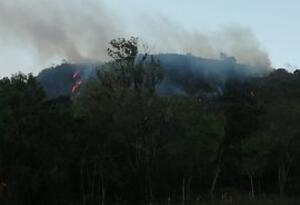 Incendios Forestales en Toledo, Norte de Santander