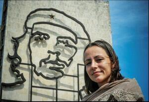 Tanja Nijmeijer, exguerrillera de las Farc