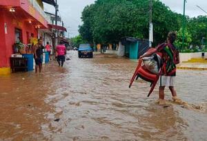Inundaciones en Unguía, Chocó