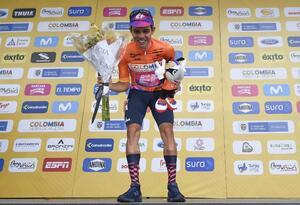 Sergio Higuita, campeón del Tour Colombia 2020