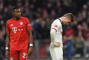 Bayern Munich vs Leipzig