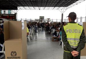 Policía y Elecciones
