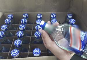 Licor contrabando Yotoco