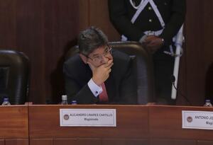 Magistrado Alejandro Linares