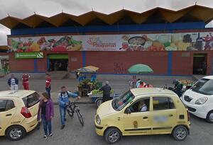 Mercado Paloquemao