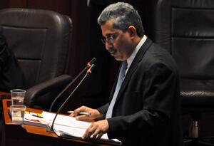 El exgobernador de Sucre Salvador Arana.
