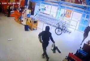 Saqueo Supermercado