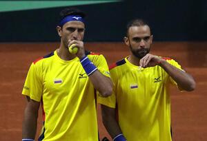 Cabal y Farah - Copa Davis