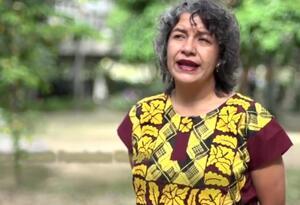 Sara Yaneth Fernández Moreno, docente de la Universidad de Antioquia