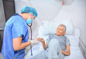 solo un paciente de la tercera edad, esta contagiado con COVID 19 en Valledupar