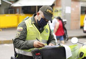 Sancionados en el Tolima por incumplir aislamiento