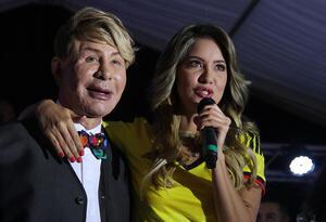 EXSEÑORITA COLOMBIA