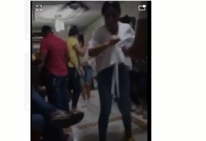Foto de video fiesta Alcaldesa