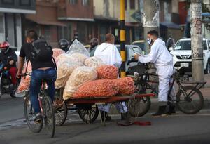Reactivación económica en Bogotá / Coronavirus en Colombia