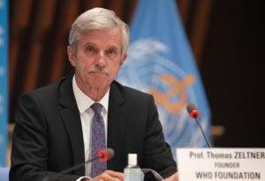 Thomas Zeltner, exministro de Salud de Suiza, dirigirá la Fundación OMS