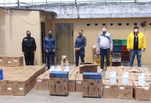 El Director de la Cárcel Judicial de Pasto recibió las ayudas de protección,