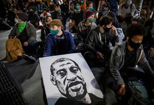 Protestas en EE.UU. por muerte de George Floyd