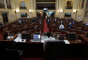 Cámara de Representantes virtual y semivirtual