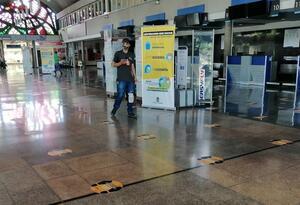 Aeropuertos de Medellín y Rionegro.