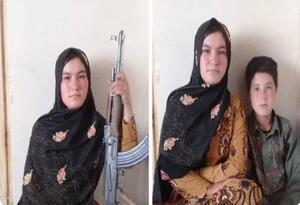 Adolescente afgana mató a dos talibanes para vengar a sus padres