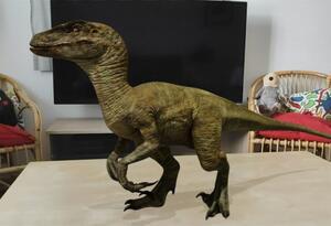 Dinosaurio en realidad aumentada de Google