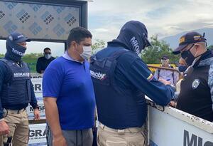 Migración Colombia expulsó a venezolano involucrado en pleito con la policía en Tocancipá