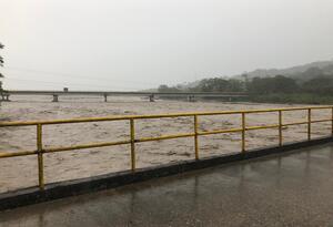 Calamidad, alerta roja, Villavicencio