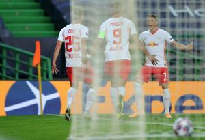 RC Leipzig vs Atlético de Madrid, Champions