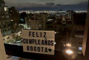 Bogotá no se rinde