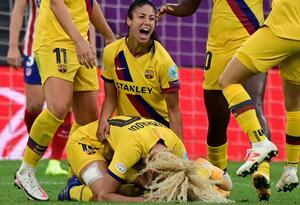 Barcelona femenino