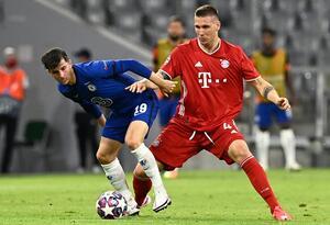 Bayern Munich Vs. Chelsea