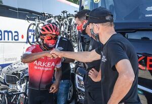 Nairo Quintana, ciclista colombiano de Arkea