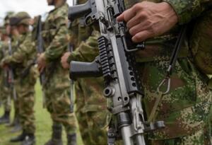 Heridos, Puerto Rondón, Arauca, soldados