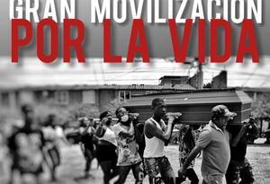 Jóvenes de Cali saldrán a marchar por la masacre en Llano Verde y el asesinato de un líder ambientalista.