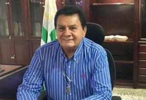 Arnulfo Gasca, gobernador del Caquetá
