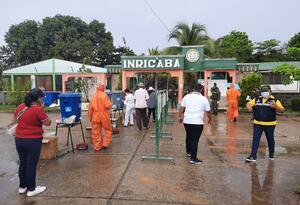 elecciones atípicas en Achí, Sur de Bolívar