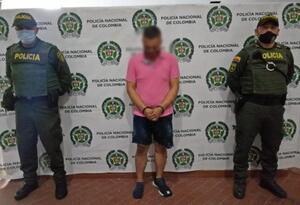 Capturado por matar a una madre de tres hijos en Antioquia
