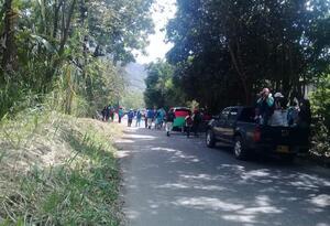 Combates Cauca