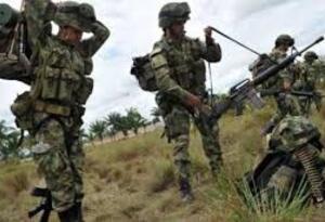 Operación militar en Apure