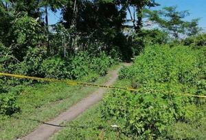 Las familias del sector piden protección por parte de las autoridades.